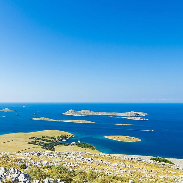Zadar/Šibenik Region